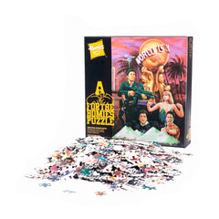For The Homies Scarface Jigsaw Puzzle
