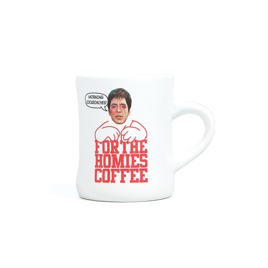 For The Homies Scarface Diner Mug