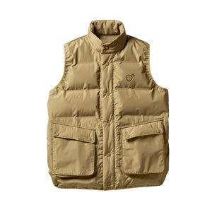 adidas x Human Made Inflatable Vest Khaki GM4184