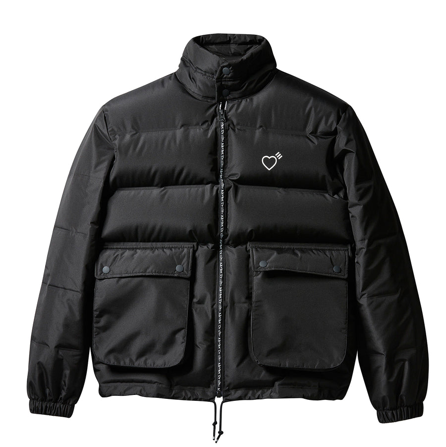 adidas x Human Made Inflatable Jacket Black GM4634