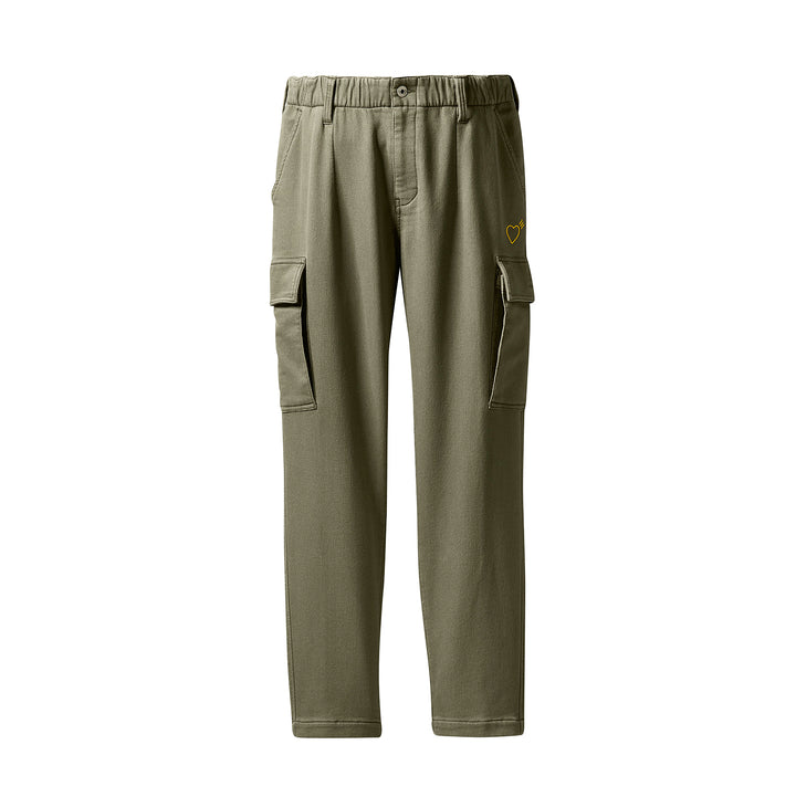 adidas x Human Made 5 Pocket Pants Raw Khaki GM4635