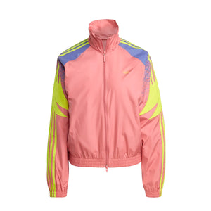 adidas Faktan Track Top Hazy Rose/Purple/Yellow GN4457