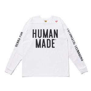 Human Made BMX Shirt White