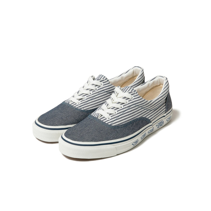 Human Made Deck Shoes Indigo