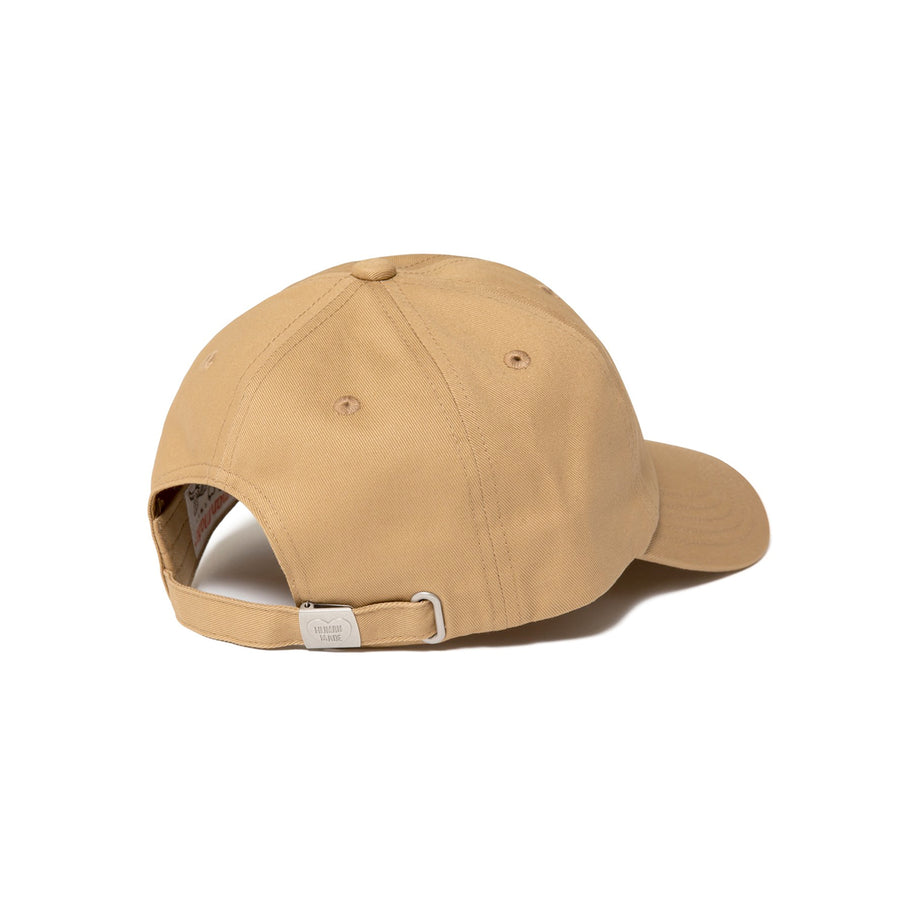 Human Made 6 Panel Twill Cap #4 Beige