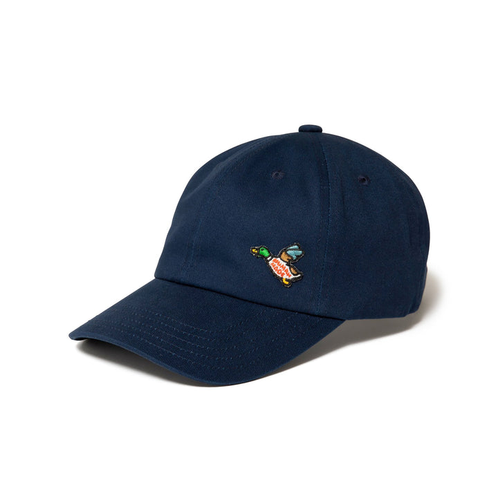 Human Made 6 Panel Twill Cap #4 Navy