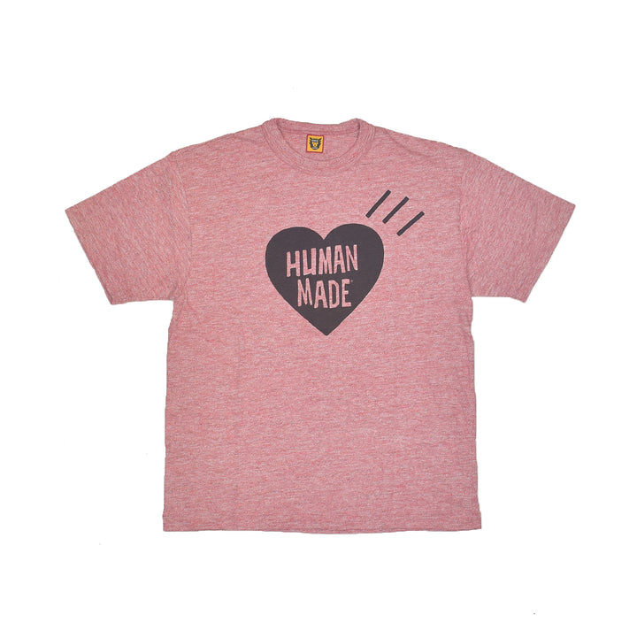 Human Made Colour Tee #01 Pink