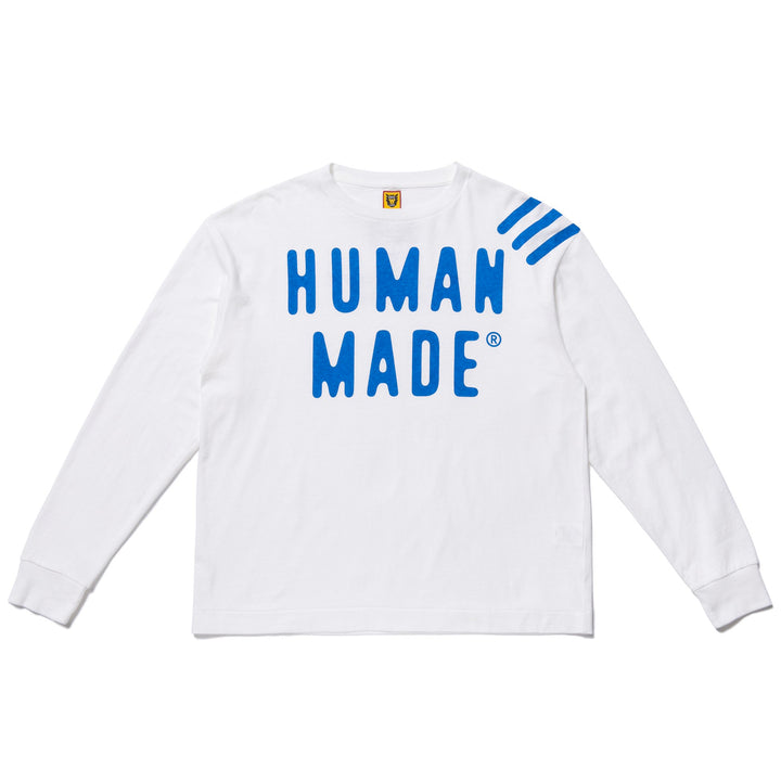 Human Made Long Tee #1 White