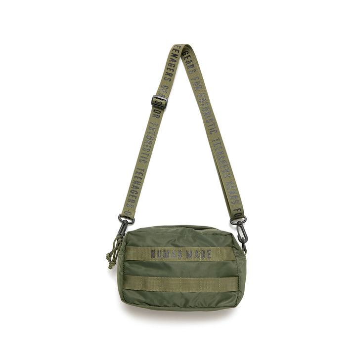 Human Made Military Pouch #1 Olive Drab