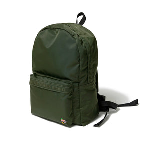 Human Made Duck Backpack Olive Drab