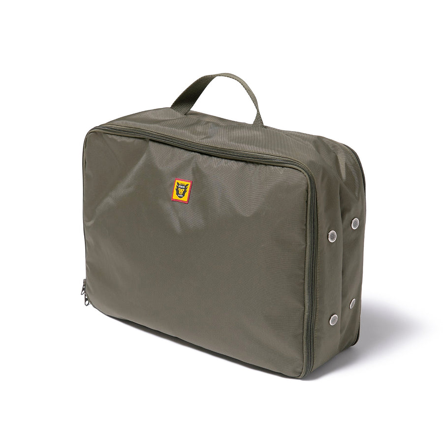 Human Made Large Travel Case Olive Drab