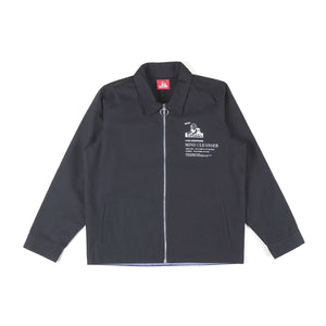 Jungles Mind Cleanser Workers Jacket Black