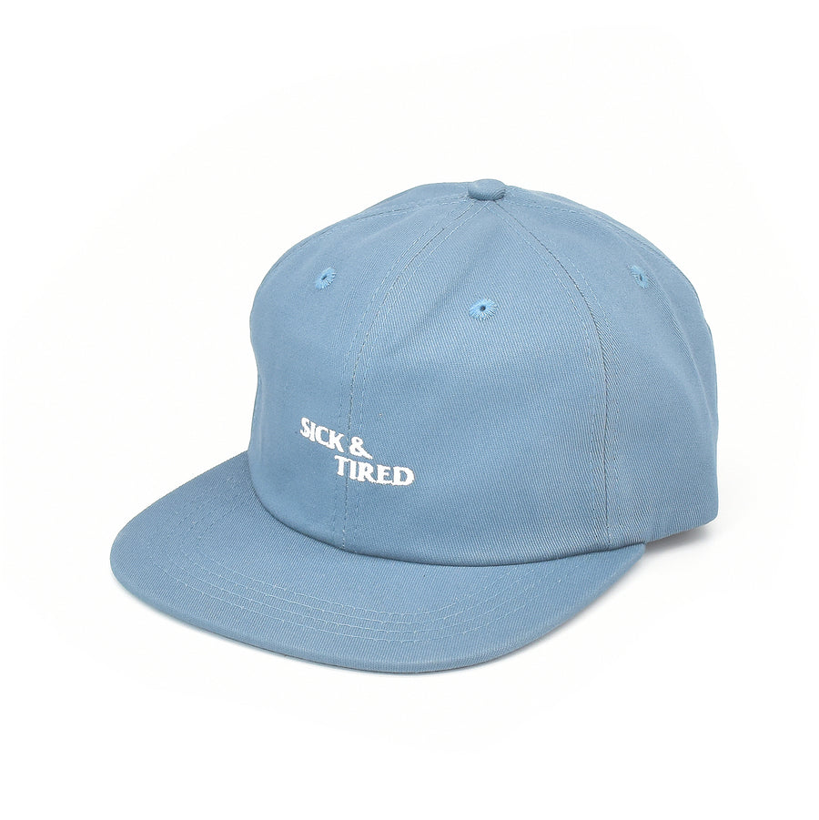 Junges Sick And Tired Cap Blue