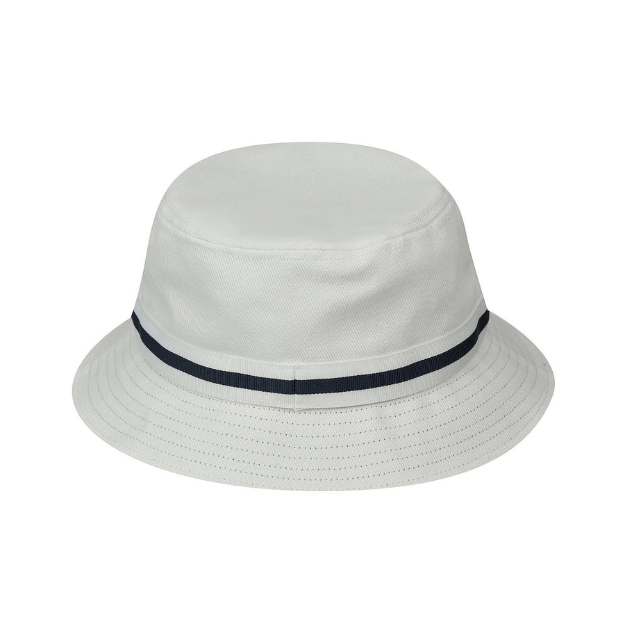 Kangol Stripe Lahinch Bucket White