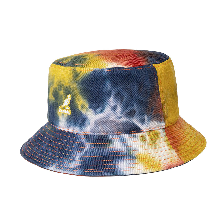 Kangol Tie Dye Bucket Golden Palm