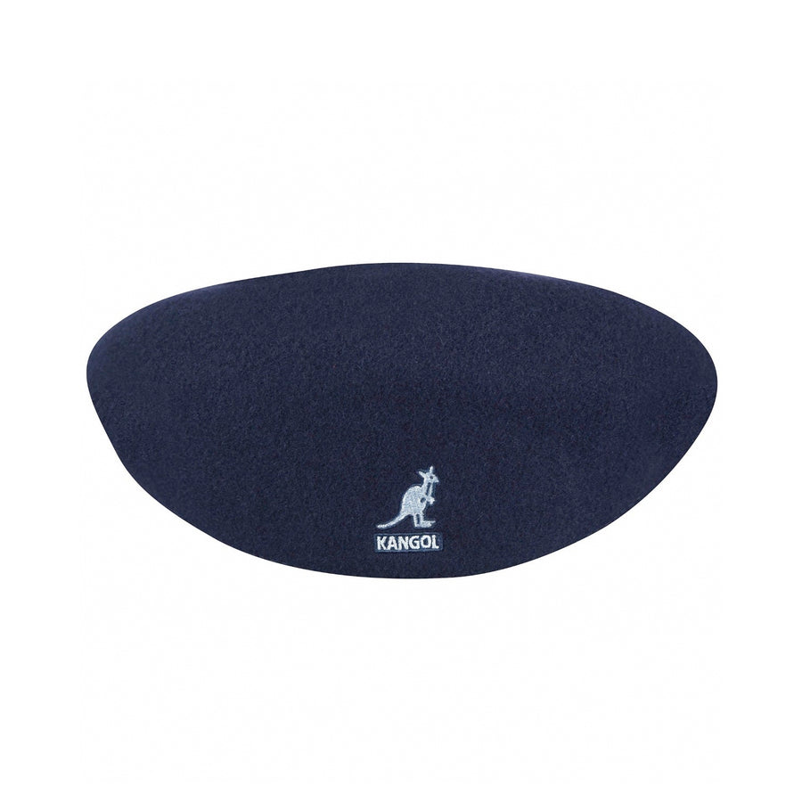 Kangol Wool 504 Dark Blue