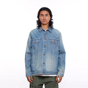 Liberaiders Denim Jacket II Indigo