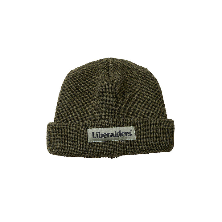 Liberaiders OG Logo Watch Cap Olive