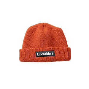 Liberaiders OG Logo Watch Cap Orange