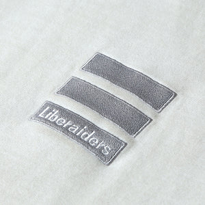 Liberaiders Overdyed Nylon Sleeves Crewneck White