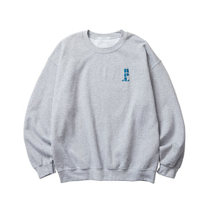 Liberaiders Radio Psycho Crewneck Grey