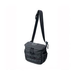 Liberaiders Travlin' Soldier Shoulder Bag Black