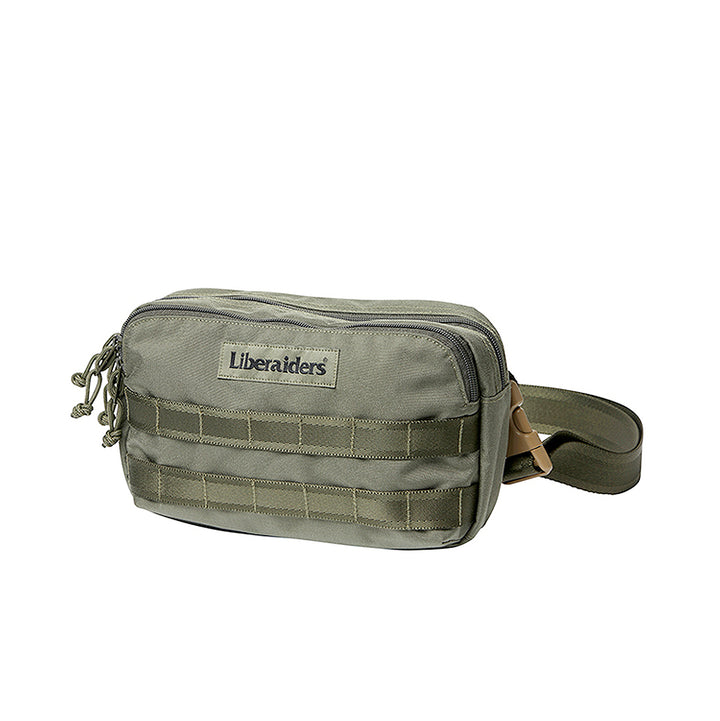 Liberaiders 21SS Utility Waist Bag Olive
