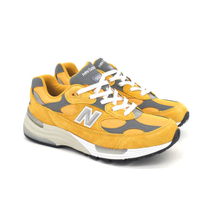 New Balance 992 Made in USA Yellow M992BB