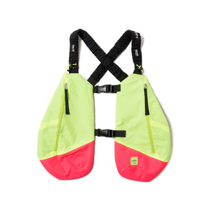 Magic Stick Bikers Vest Volt Yellow