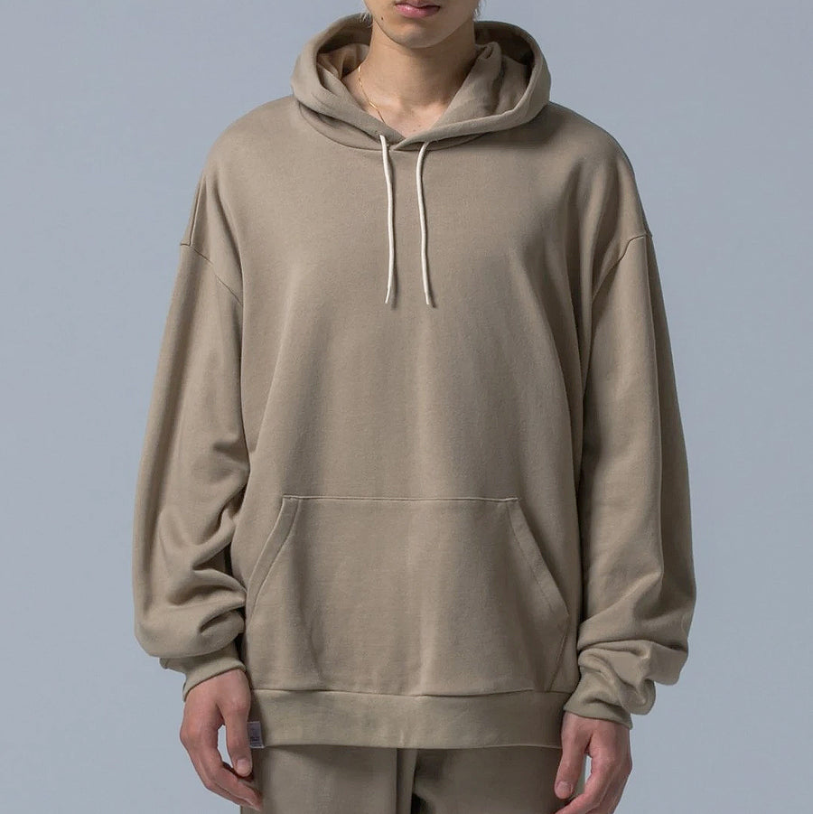 "Magic Stick ""Core"" Hooded Parka Sand"