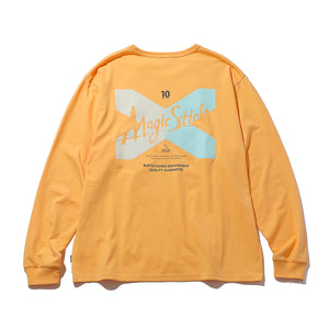 Magic Stick X Anniversary New Beginning L/S Tee Melon