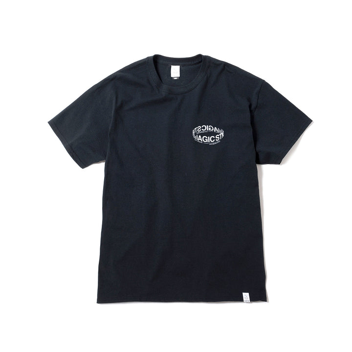 Magic Stick Scorpion Tee Black
