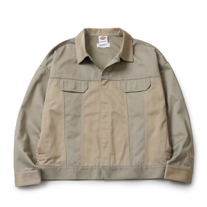 Magic Stick x Dickies Type 3rd Work Jacket Beige