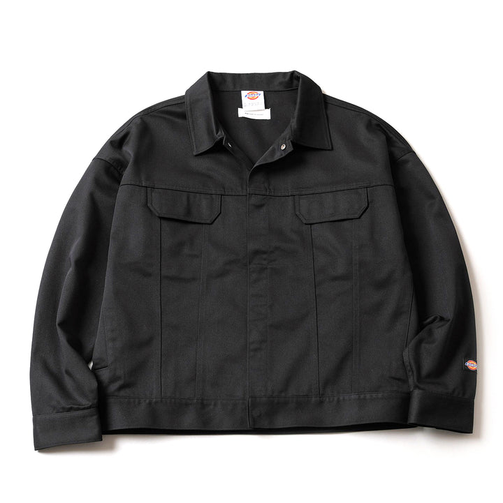 Magic Stick x Dickies Type 3rd Work Jacket Black