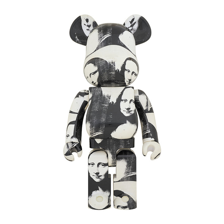 Medicom Toy BE@RBRICK Andy Warhol Mona Lisa 1000%