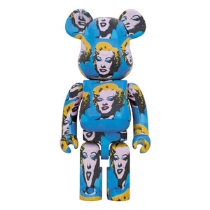 Medicom Toy BE@RBRICK Andy Warhol Marilyn Monroe 1000%