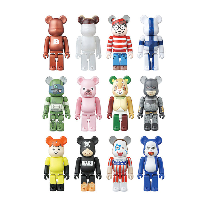 Medicom Toy BE@RBRICK 100% Series 35