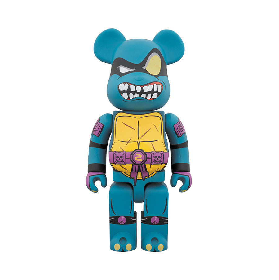 Medicom Toy Be@rbrick TMNT Slash 400% + 100%
