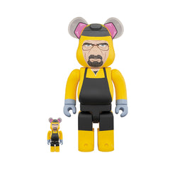 Medicom Toy Be@rbrick Breaking Bad Walter White 400% + 100%