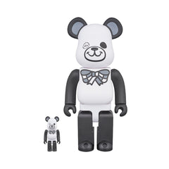 Medicom Toy BE@RBRICK Fragment Freemasonry 400% + 100%