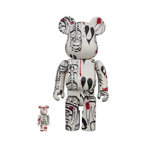 Medicom Toy Be@rbrick Phil Frost #2 400% + 100%