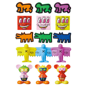 Medicom Toy Mini VCD Keith Haring Series 2