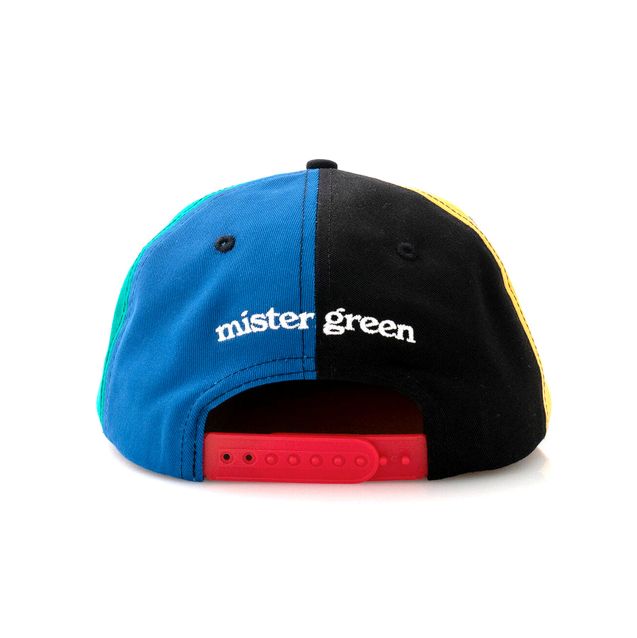 Mister Green By Popular Demand Cap Multi