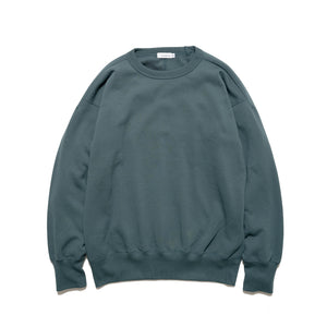 nanamica Crewneck Sweat Green