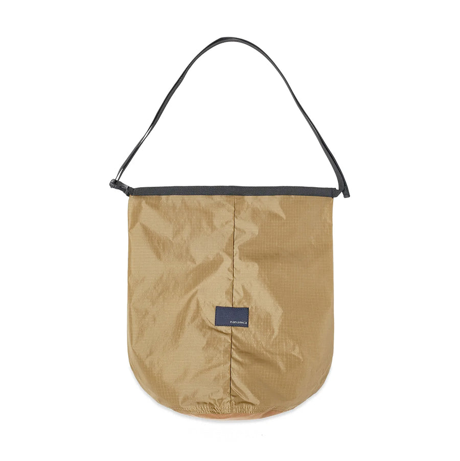 nanamica Small Utility Shoulder Bag Beige