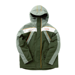 Napapijri by Martine Rose Epoch 2 Jacket Green Kombu