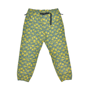 Nike ACG All Over Print Trail Pants Tour Yellow/Black