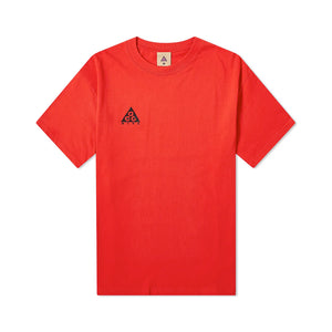 Nike ACG NRG Logo Tee University Red/Black