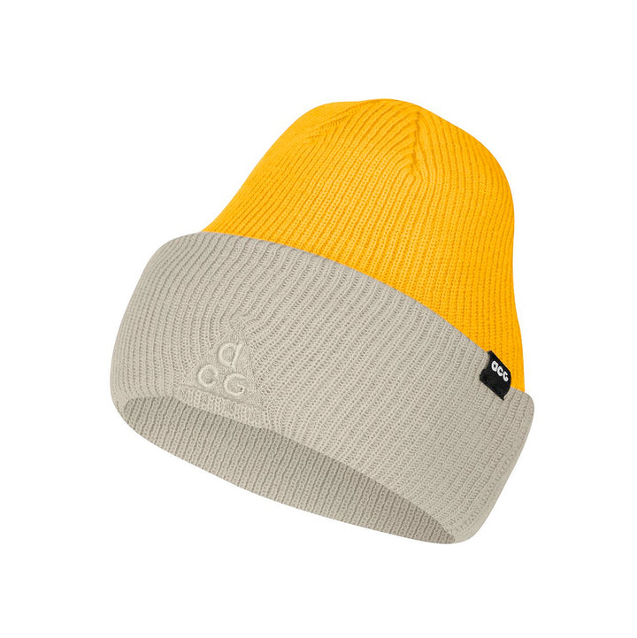 Nike ACG NRG Beanie University Gold/String