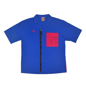 Nike ACG S/S Top Game Royal/Fushia